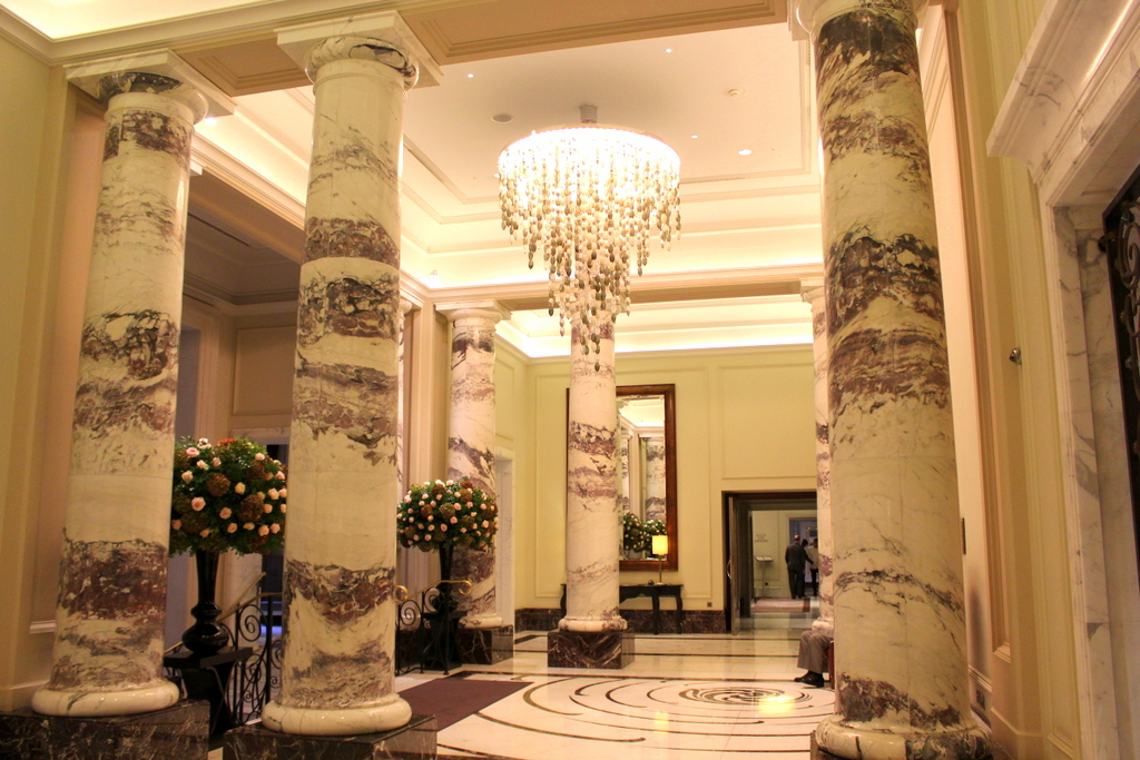 Lobby Of The Langham London