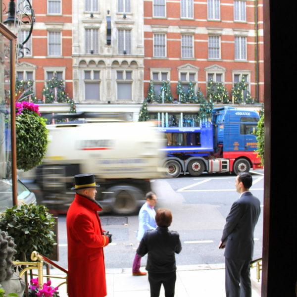 Hotel Review: Mandarin Oriental Hyde Park London