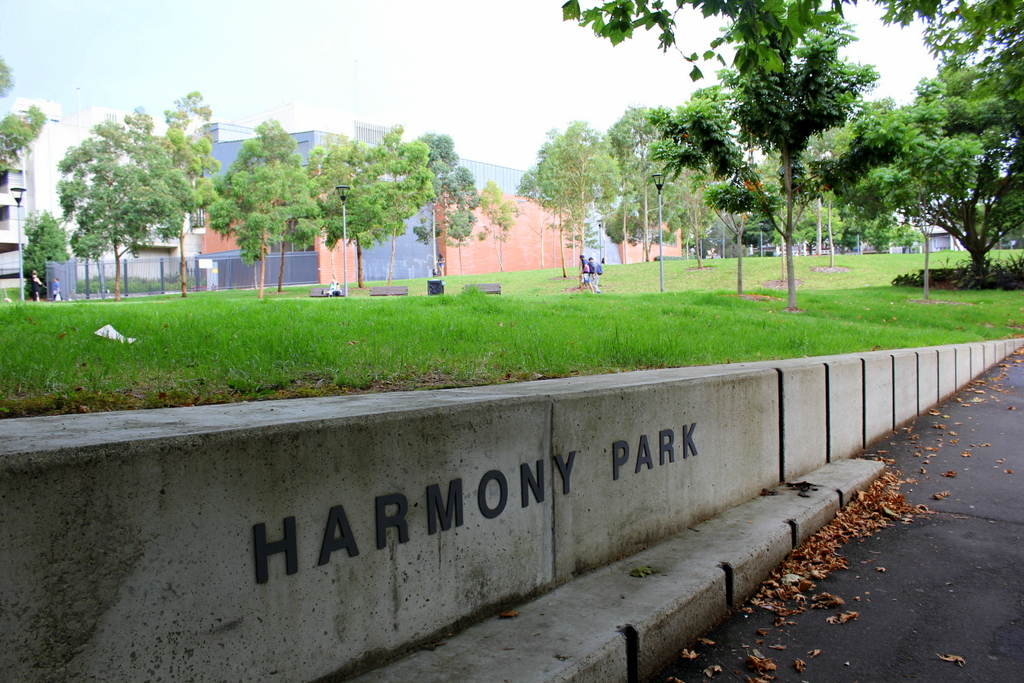 Harmony Park in Surry Hills