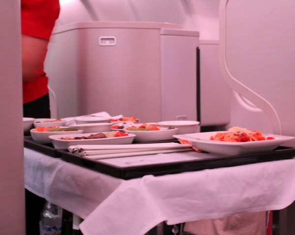 Flight Review: Cathay Pacific Hong Kong to Sydney in Business Class