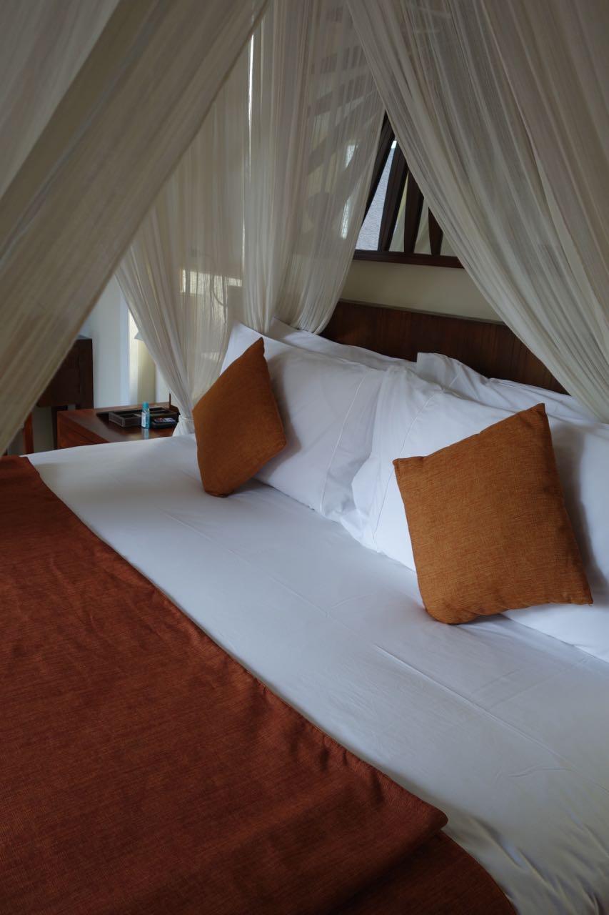 Bedroom at Anantara Vacation Club Bali Seminyak