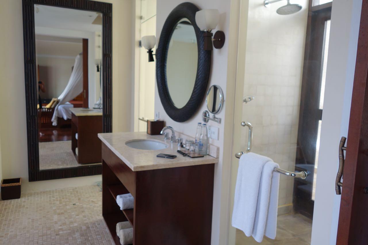 Bathroom at Anantara Vacation Club Seminyak Bali