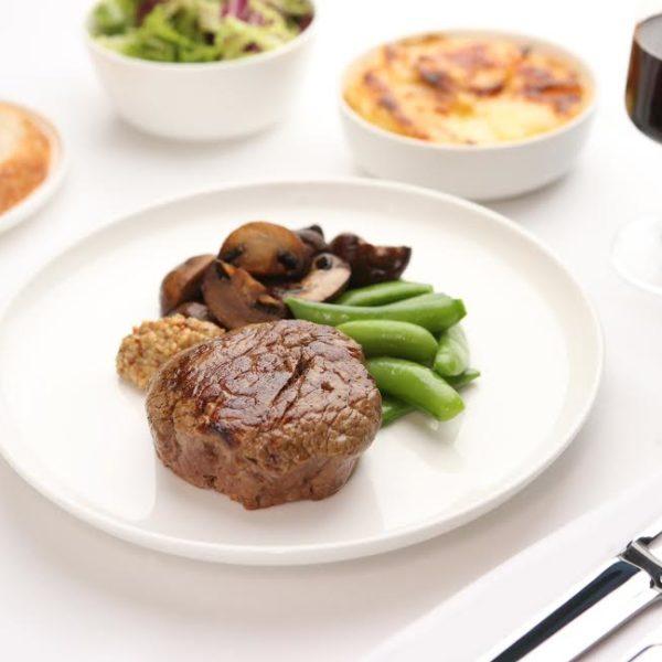 Qantas First Class Menu Tasting for Autumn 2015