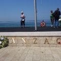 Anzac Cove in Gallipoli