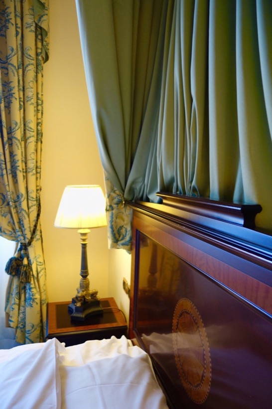Executive Double Room at the Intercontinental de la Ville Roma