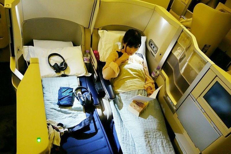 Flight Review British Airways Sydney To London Club World