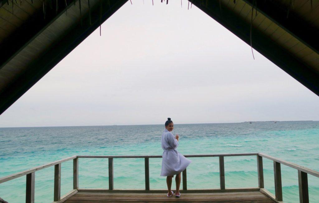 The Spa at Velassaru Maldives