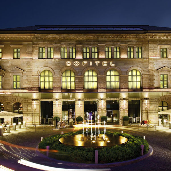 Hotel Review: Sofitel Munich Bayerpost