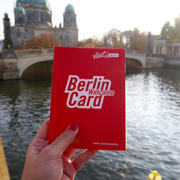 Oh The Things You Can Do With the Berlin Welcome Card!