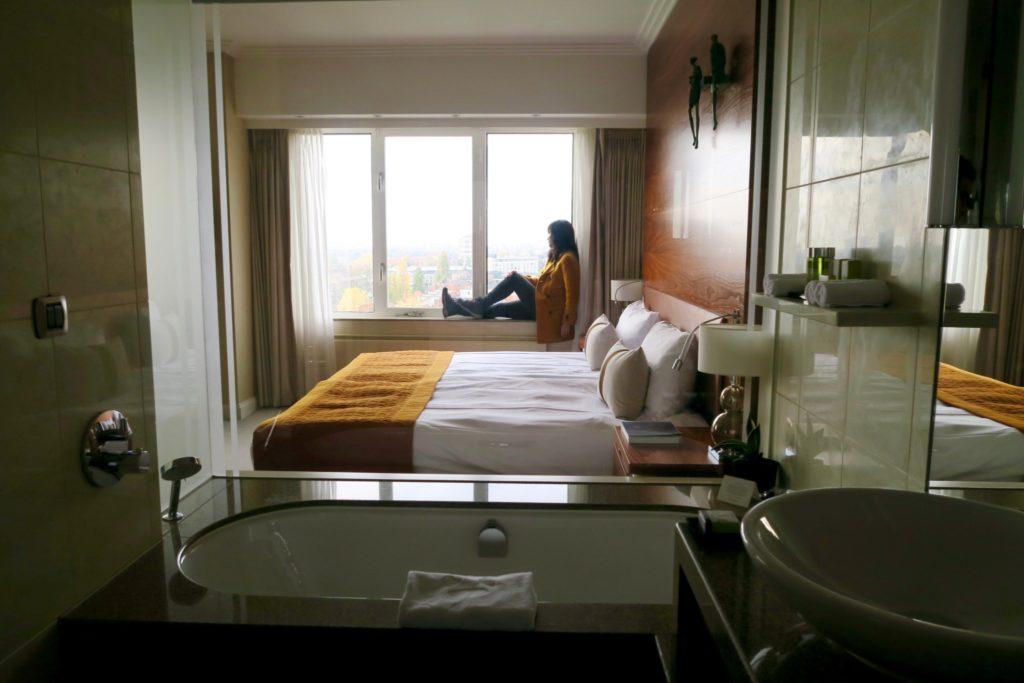 Superior Room, Hotel Okura Amsterdam
