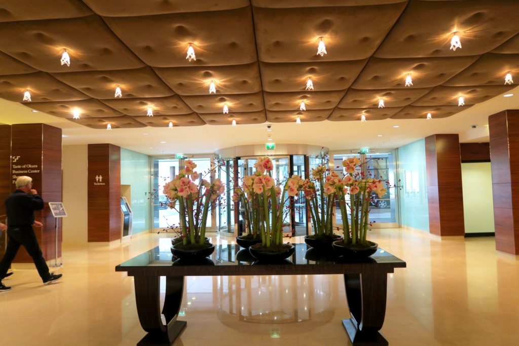 entrance, Okura Hotel Amsterdam