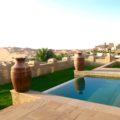 Private Pool in a one-bedroom villa at Qasr al Sarab by Anantara