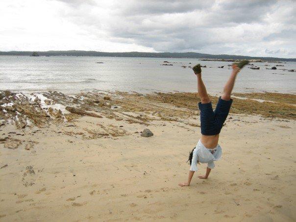 Hanging loose in Batemans Bay