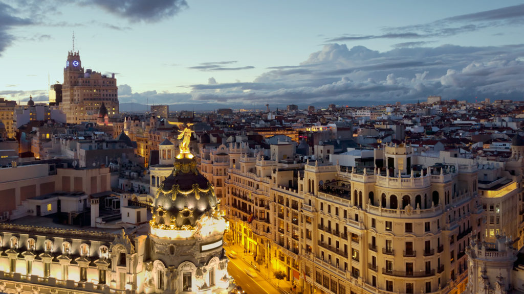 Madrid - Spain's Central Capital (photo supplied by Cathay Pacific)