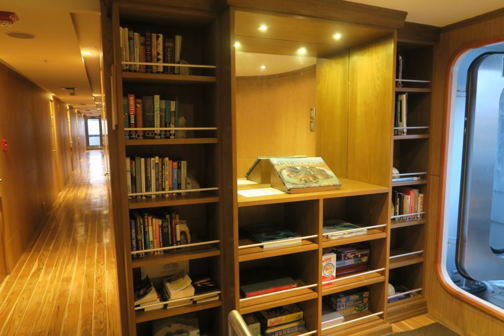 Library on the MV Origin
