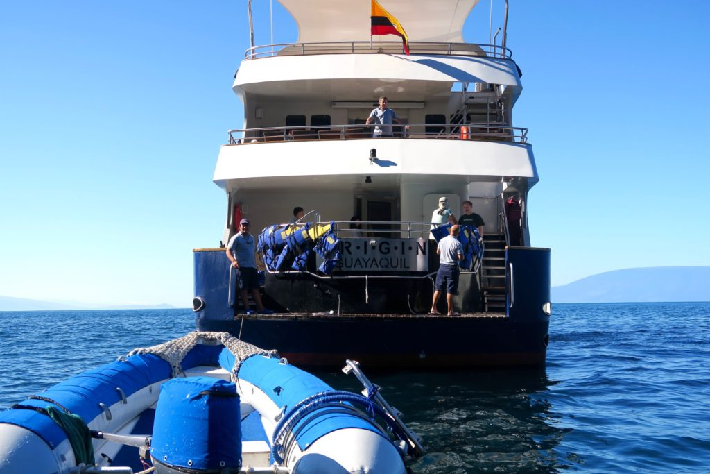 MV Origin Ecoventura 38