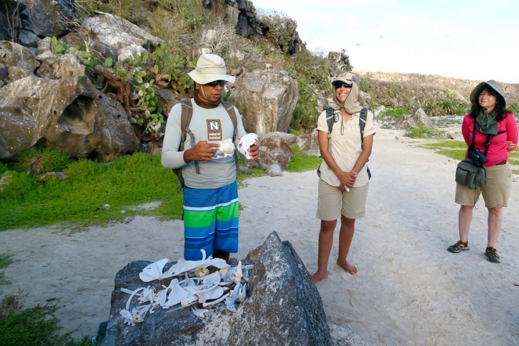 What to Pack for the Galapagos: Hat that offers protection and is also lightweight