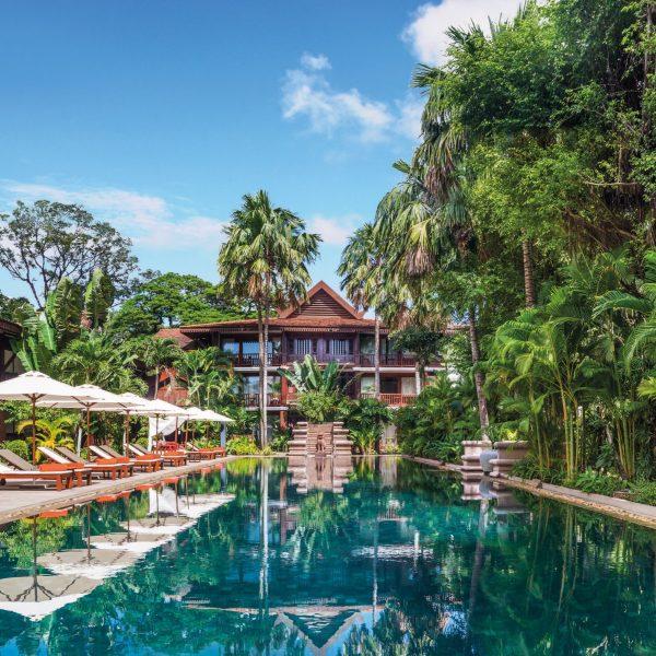 Luxury Wish List: Belmond La Residence D'Angkor in Cambodia