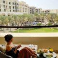 Balcony Brunch at the Park Hyatt Abu Dhabi