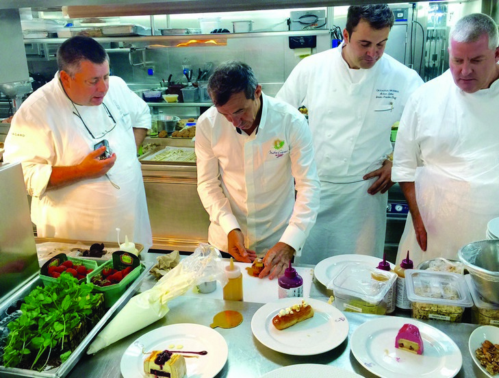 Oceania Cruises offers Culinary Discovery Tours