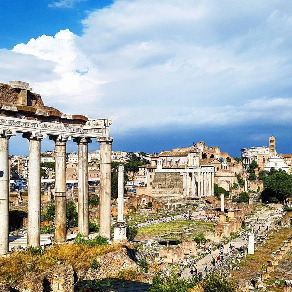 The Roman Forum: One of the highlights of The Roman Guy's Best of Rome Tour