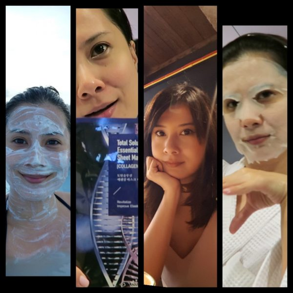 One Mask to Rule them All: My Skin Care Rules When Travelling