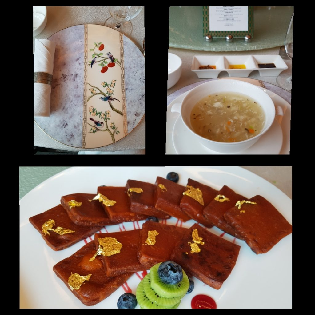 my personal favourites from dim sum chinese new year lunch at Canton Road, Shangri-la at the Fort, Manila