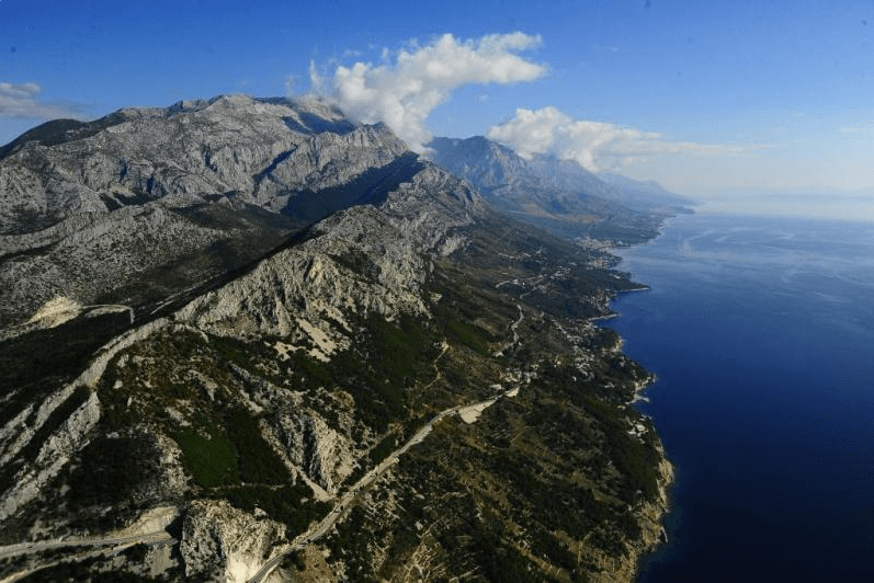 Biokovo is the perfect destination for hiking