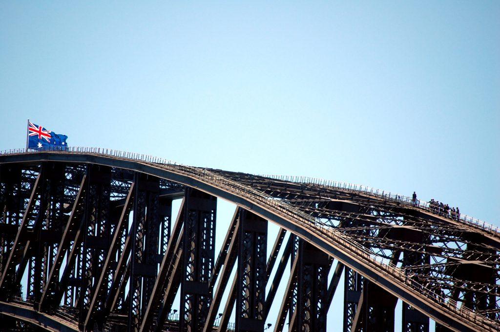 Harbour Bridge Climb in Sydney