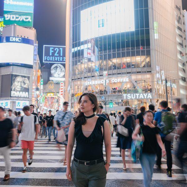 Goodbye Selfies, Hello Localgrapher! My Tokyo Photoshoot Experience