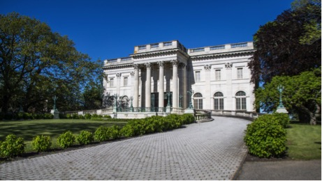 5 Facts You Didn't Know About the Newport Marble House in Rhode Island