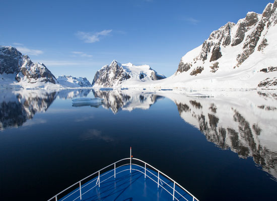 Cruising With the Luxury Arctic Travel Company
